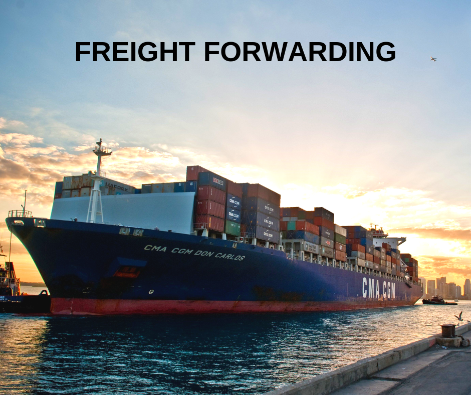 3 PL and freight forwarding are different from each other-Know how?